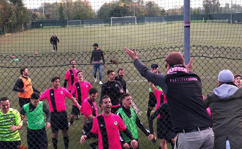 Il Partizan torna a vincere in campionato in una partita piena di gol