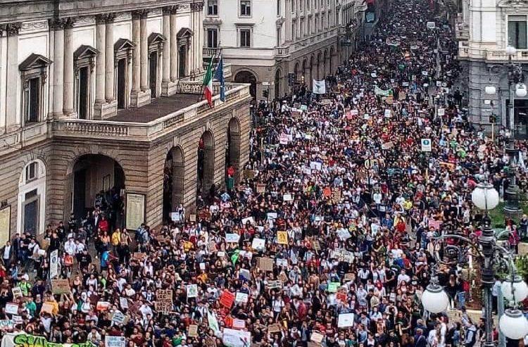 Milano – 4° Sciopero globale per il clima