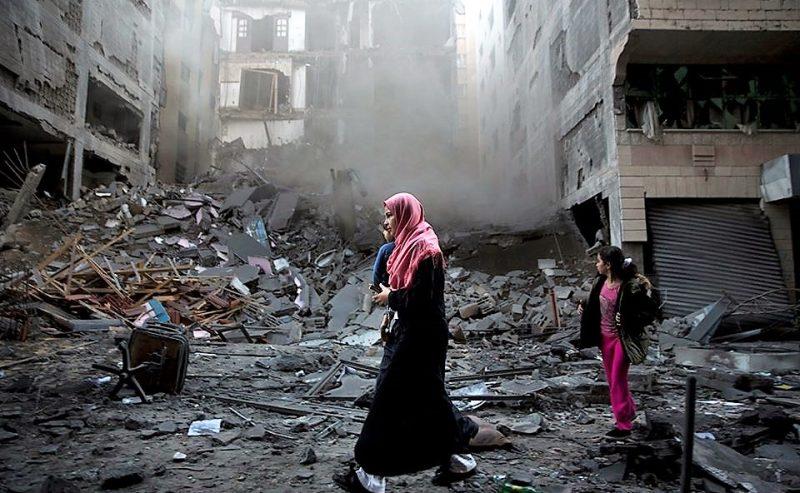 Gaza: sale il bilancio delle vittime
