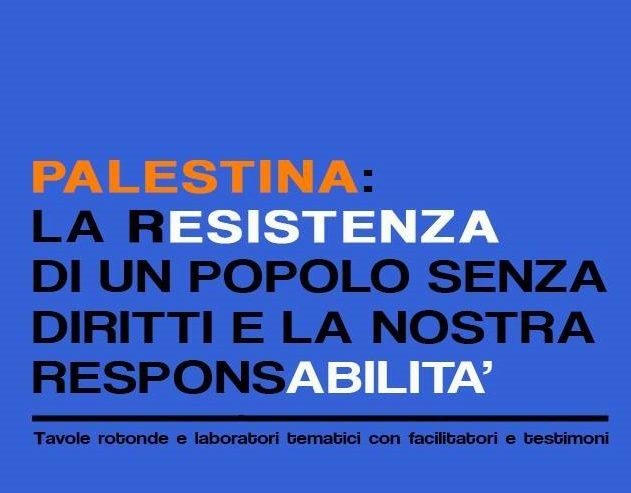 42esima Giornata ONU di solidarietà con il popolo palestinese