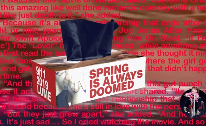 Spring is Always Doomed @LUMe | Audio-Visual Experience – 9 novembre