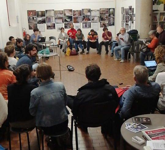 Assemblea generale #FridaysForFuture Milano | 12 novembre @ Circolo Marchesi