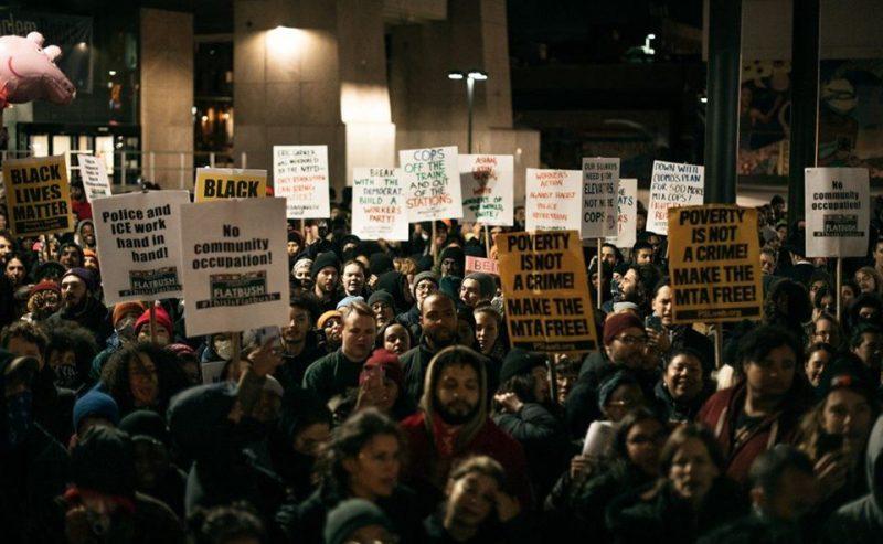 Cosa succede in città. Sulle proteste contro la polizia a New York