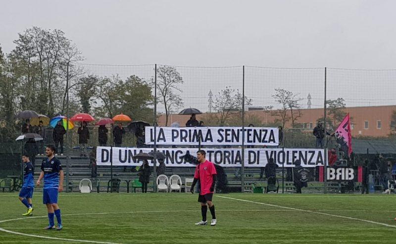 Partizan Bonola – Tifo indiavolato e ampio risultato