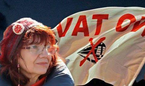 Nicoletta Dosio: «Andrò in carcere, senza chiedere sconti»