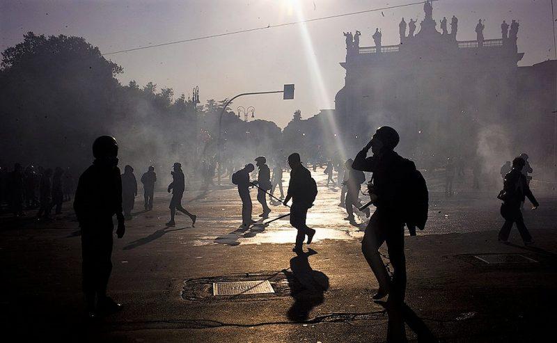 Piazza San Giovanni 2011 – 9 condanne a 40 anni in appello