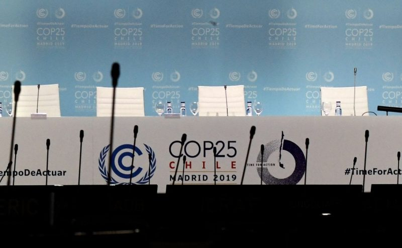Cop25 – Conferenza sui cambiamenti climatici sull'orlo del fallimento