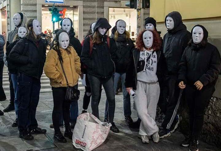 Milano – Primo Tour contro lo sfruttamento