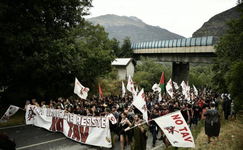 Vendetta di stato contro i NoTav. Arresti e misure cautelari in valle e a Torino
