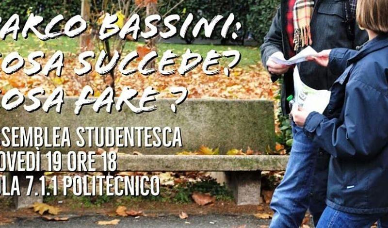 Assemblea studentesca per il Parco Bassini – 19 dicembre @ Politecnico