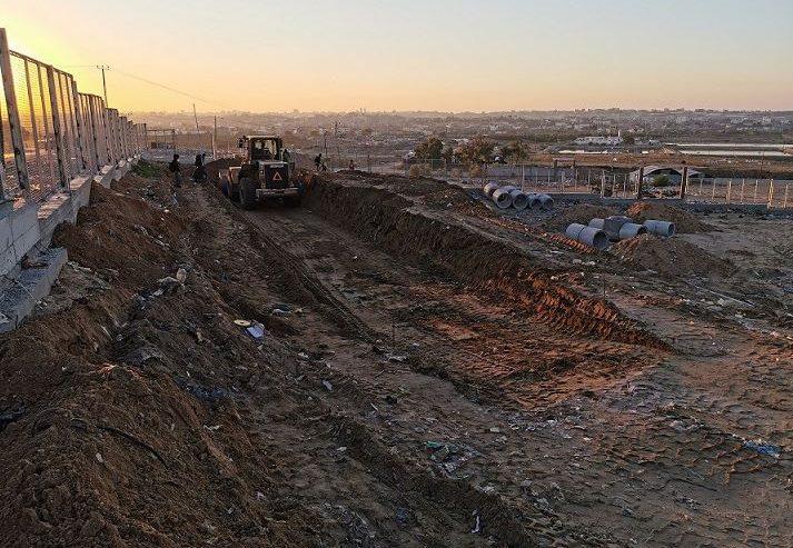 Green Hopes, il primo grande parco della Striscia di Gaza