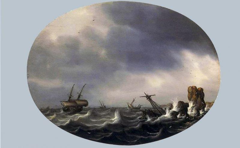 Il naufragio delle civiltà