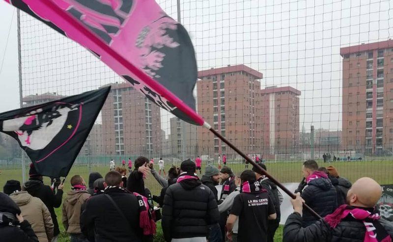 Finisce in pareggio il derby del calcio popolare