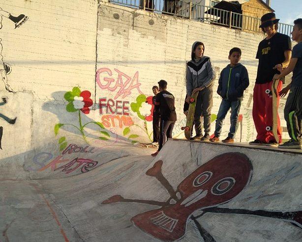 La prima avanguardia del Gaza Freestyle Festival raggiunge la Striscia