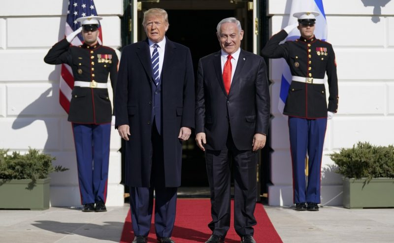 """Palestina – """"Accordo del secolo"""", oggi l'annuncio ufficiale"""