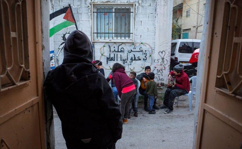 West Climbing Bank – Il diario della prima settimana in Palestina