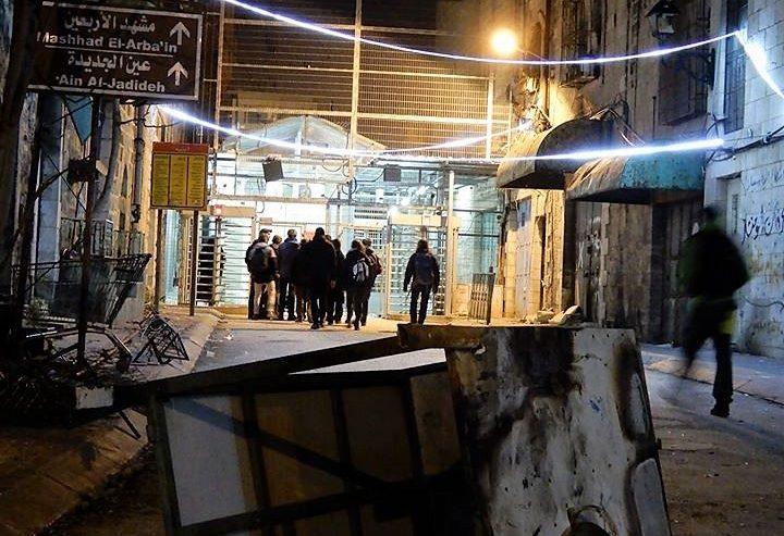 West Climbing Bank – Il diario della seconda settimana in Palestina
