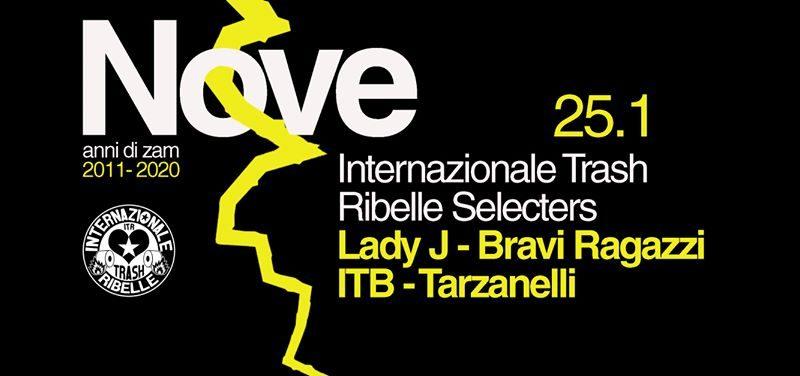 Zam9Bday_InternazionaleTrashRibelle Selecters – 25 gennaio