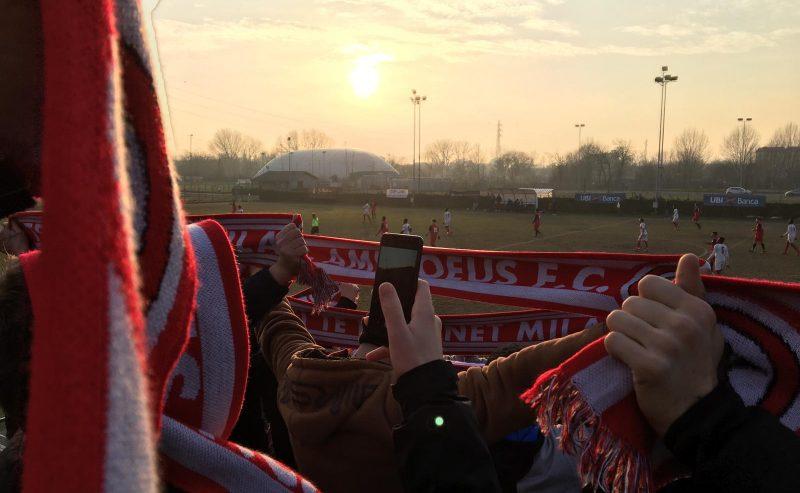 4 gol del St.Ambroeus al ritorno in campo dopo lo stop di fine anno