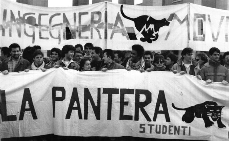Trent'anni fa ruggiva la Pantera