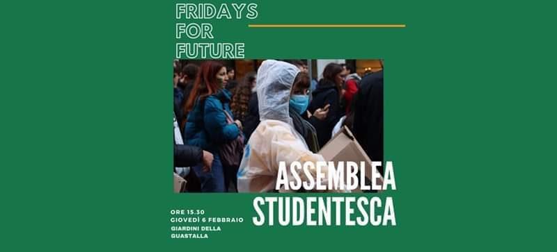 Assemblea delle scuole verso lo sciopero! – 6 febbraio @ Giardini della Guastalla