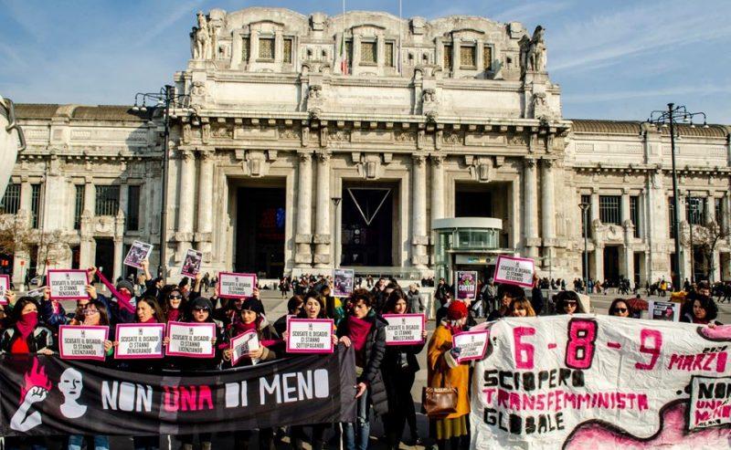 Per il quarto sciopero globale transfemminista!