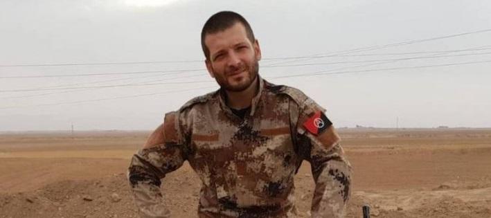 Noi andiamo avanti a ricordare Orso, che era in Rojava ad aiutare chi aveva bisogno