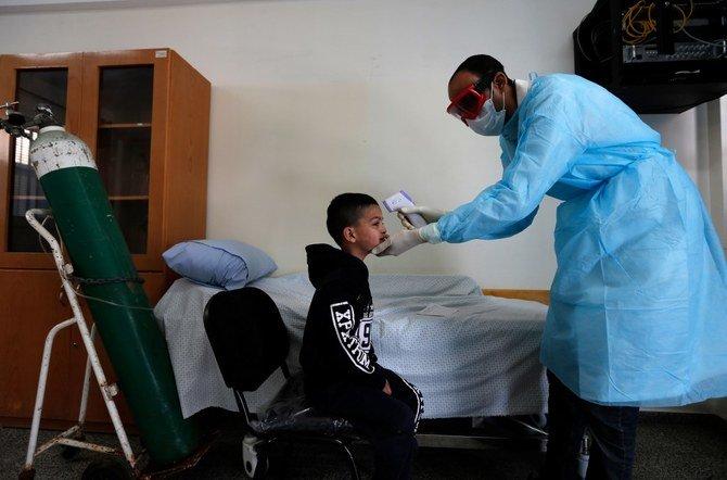 Ammalarsi a Gaza