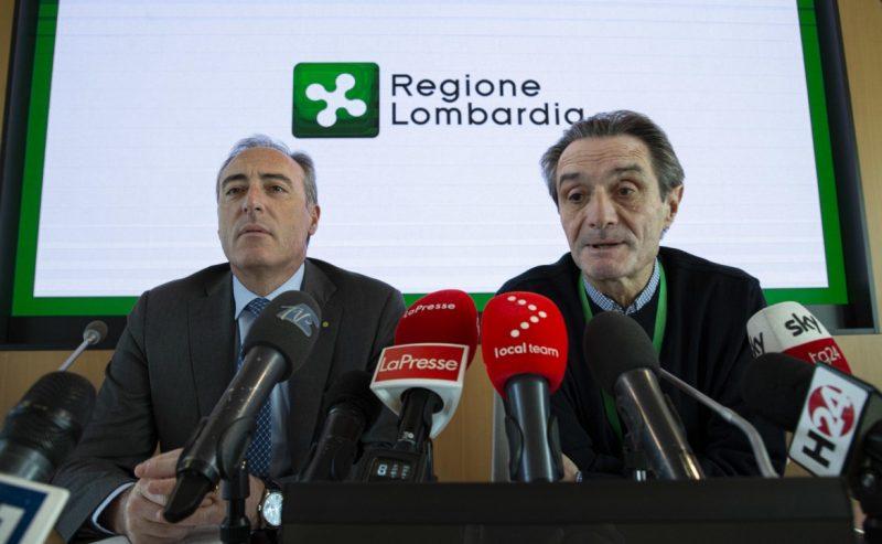 Fontana accusa Roma per non decidere le chiusure