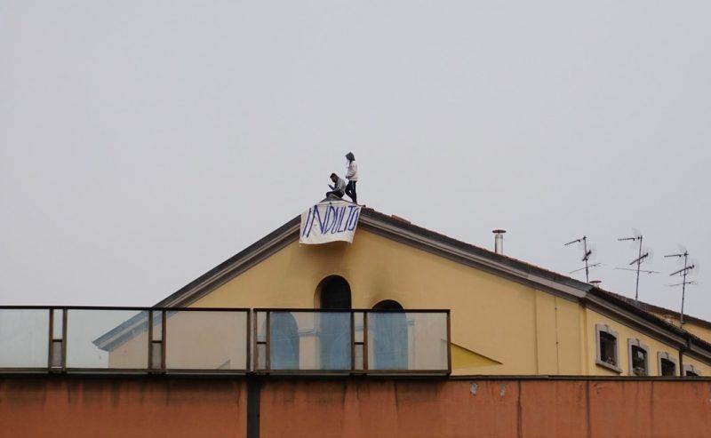 Coronavirus – Rivolta a San Vittore – Dilaga la protesta nelle carceri