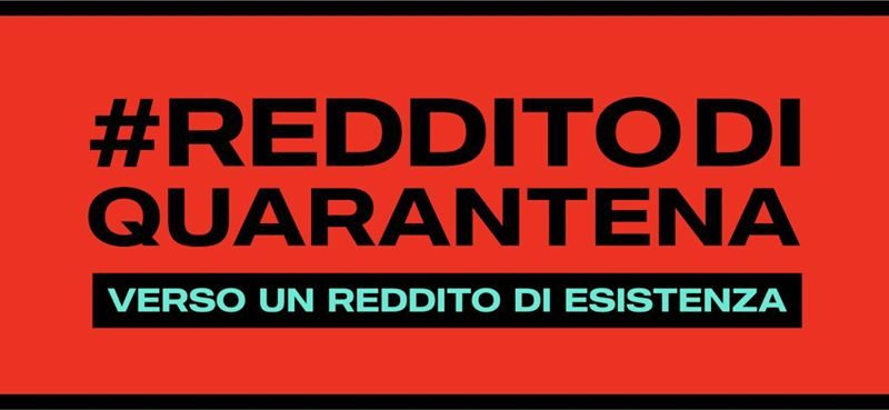 Campagna per un redditto di quarantena