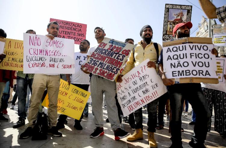 Portogallo – Per l'emergenza regolarizzati gli immigrati: ora possono usufruire del welfare
