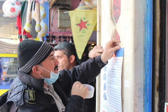 Tre terapie intensive, 28 posti letto e la guerra: il Rojava rischia la catastrofe