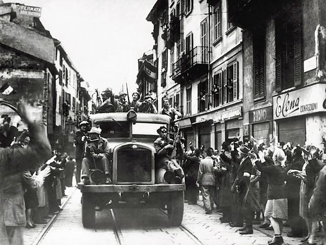 Partigian* in ogni strada – 25 aprile '45, l'insurrezione di Milano