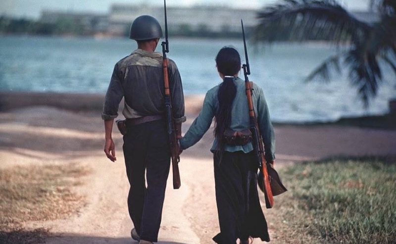 30 aprile 1975, la liberazione di Saigon – Una photogallery