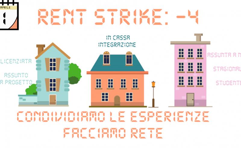 Emergenza affitti: il Rent Strike dentro la pandemia