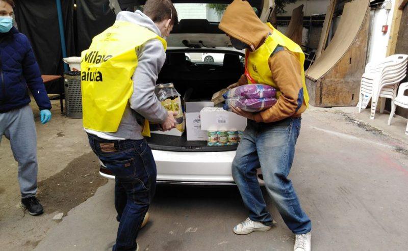 Solidarietà a Milano – Partono i crowdfunding per alcune brigate