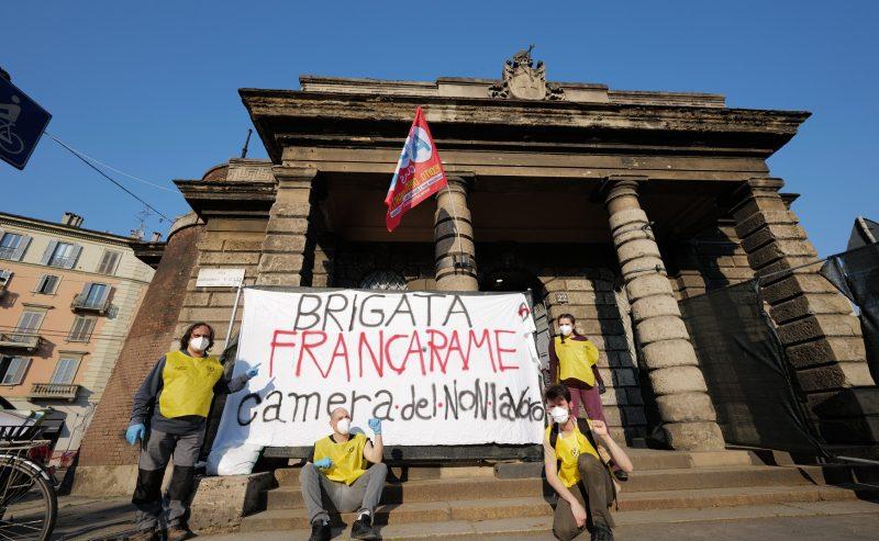 Una nuova brigata in città – Benvenuta Brigata Franca Rame!