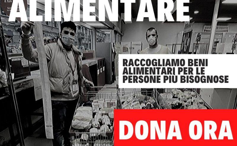 La Brigata Lena-Modotti organizza la colletta alimentare