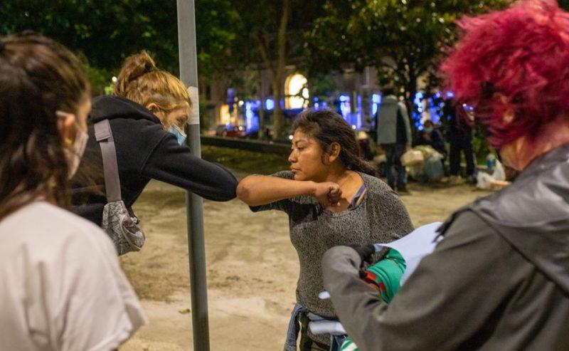 """Nasce """"Drago Verde"""", il progetto di solidarietà della Brigata Lena-Modotti per i senzatetto"""