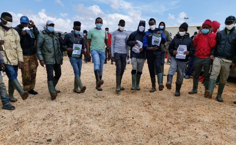 Sciopero nelle campagne: «Il governo ci deve risposte»