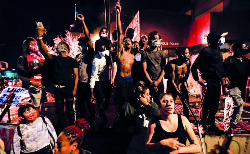 La rivolta nera scuote l'America: «Nessuna pace senza giustizia»