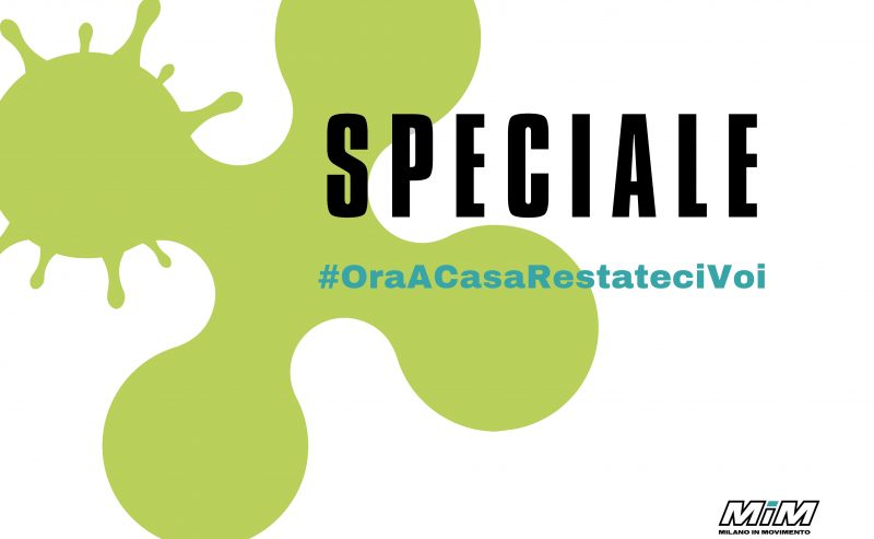 Speciale OraACasaRestateciVoi