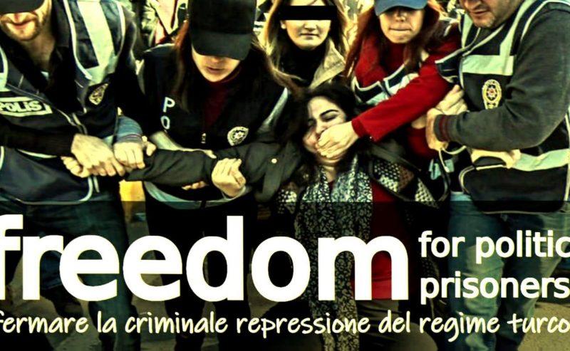 Tuteliamo insieme i diritti umani in Turchia!