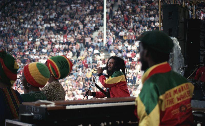 L'anno in cui Bob Marley atterrò a San Siro