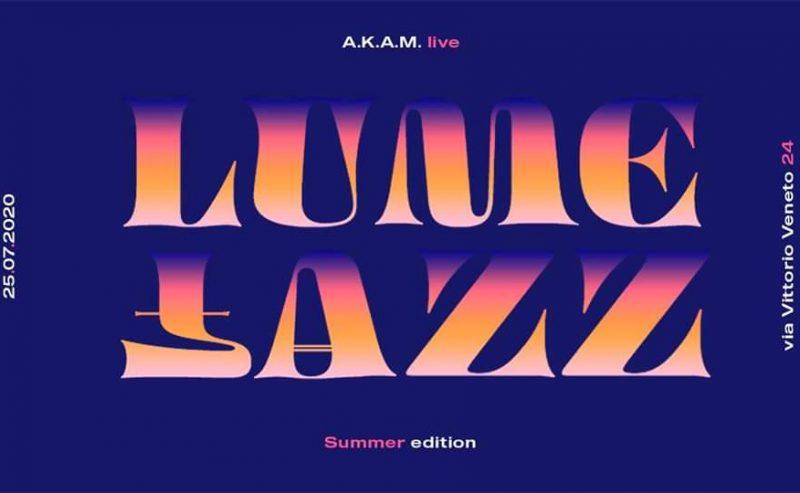LUMe JAZZ | summer edition – all'aperto! -25 luglio