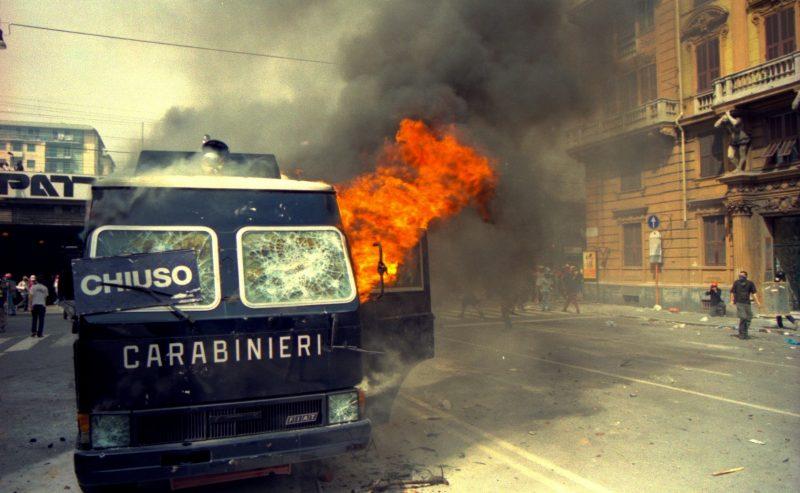 Genova, 20 luglio 2001