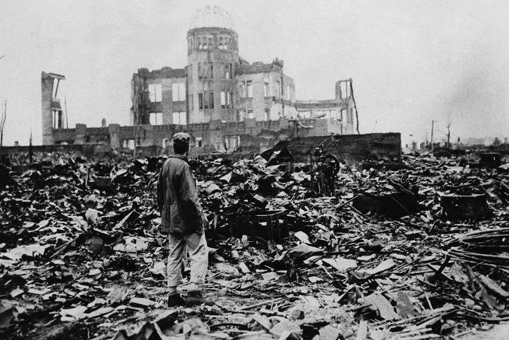 6 agosto 1945 – La bomba atomica su Hiroshima