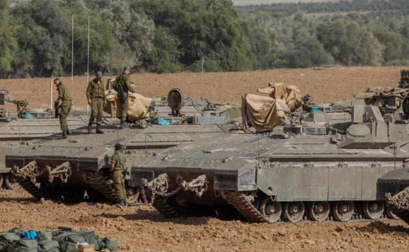 Gaza, guerra alle porte