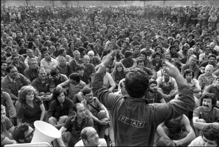 11 settembre 1980 – Inizia la battaglia dei 35 giorni alla FIAT